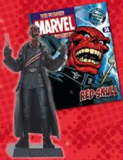 Classic Marvel Figurine Collection #034 Red Skull Eaglemoss Publications